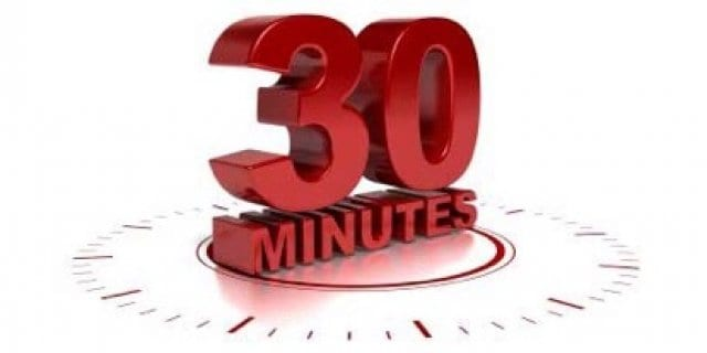The Most Important 30 Minutes of Your Day